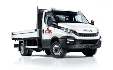 IVECO DAILY RIBALTABILE trilaterale