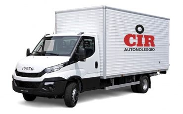 IVECO DAILY 20 m3