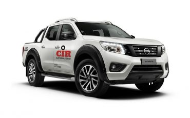 NISSAN NAVARA PICK-UP gancio traino