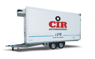 CRESCI RIMORCHIO FRIGO 28m3
