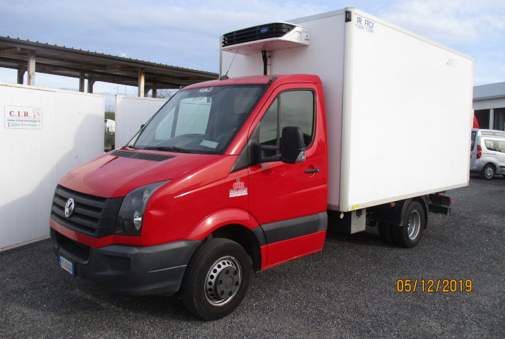VOLKSWAGEN CRAFTER CELLA FRIGO