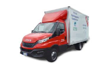 IVECO DAILY 20 m3 METANO